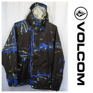 NWT Volcom Nimbus Ventricle Snowboard Jacket Sz M